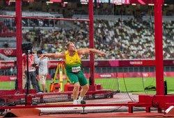 Lietuvos medalių sąskaitos nepavyko atidaryti ir Andriui Gudžiui – finale liko šeštas