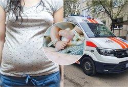 Pagimdžiusi 13-metė lietuvė sukrėtė specialistus: nesupranta, kaip galima nejausti nėštumo