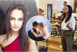 Populiari vestuvių dainininkė atskleidė lietuvių norus: vienos dainos prašo nuolat