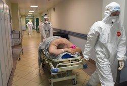 Antivakseriams susirgus COVID-19 žadamas baltas biuletenis, bet teisininkas tuo pasibaisėjo