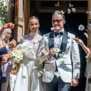 Siegel atskleidė, kokią pavardę pasirinko po vestuvių: tam yra svarbi priežastis