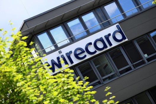 Wirecard (nuotr. SCANPIX)