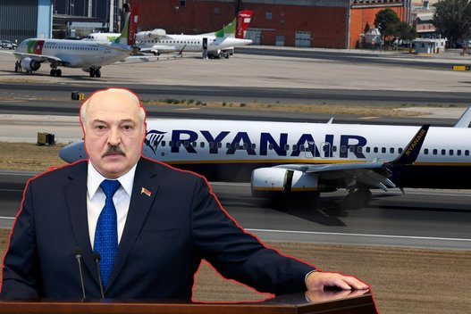 Įvertino Baltarusijos elgesį: tai prieštarauja tarptautinei teisei (nuotr. SCANPIX) tv3.lt fotomontažas