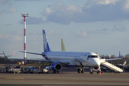 """Belavia"", oro uostas (nuotr. SCANPIX)"