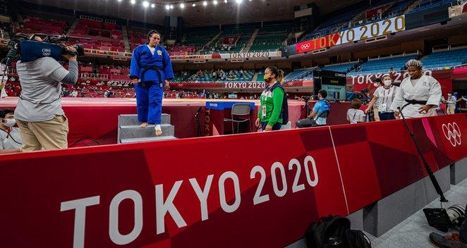 S. Jablonskytės pasirodymas Tokijo žaidynėse