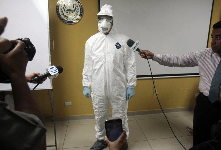 Ebolos virusas tikriausiai pasiekė ir Australiją (asociatyvi nuotr.) (nuotr. SCANPIX)