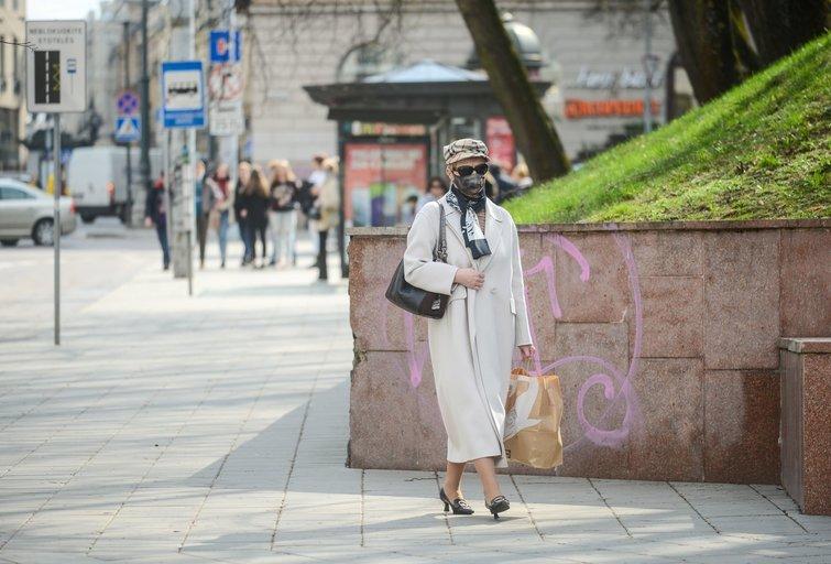 2021 m. balandžio mėn. Lietuvoje dirbo beveik 69 tūkst. pensininkų. (nuotr. K. Polubinska/ fotodiena.lt)