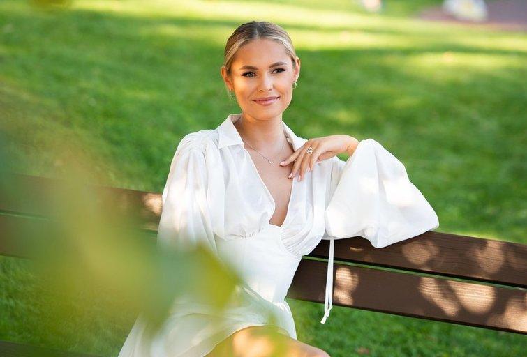 Dijora Petrikonytė (nuotr. Fotodiena/Justino Auškelio)