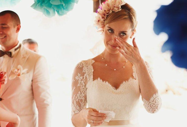 Draugai išpildė mirštančios moters svajonę ir paslapčia suorganizavo jos svajonių vestuves su sielos draugu (nuotr. Shutterstock.com)