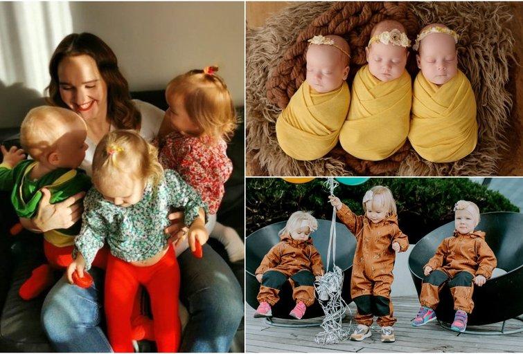 Motinos diena vilniečių namuose paženklinta triguba laime: sutapo 2 ypatingos šventės  (nuotr. asm. archyvo)