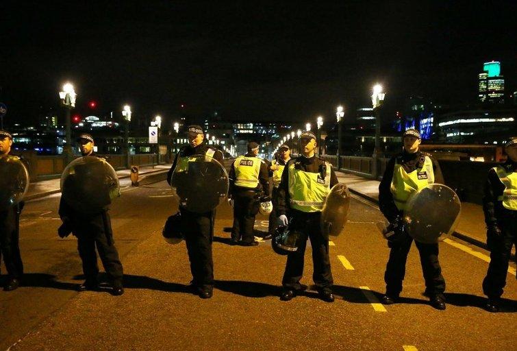 Teroristinis išpuolis Londone (nuotr. SCANPIX)