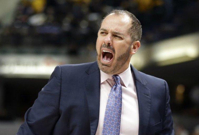 "F. Vogelis, naujasis ""Lakers"" treneris (nuotr. SCANPIX)"