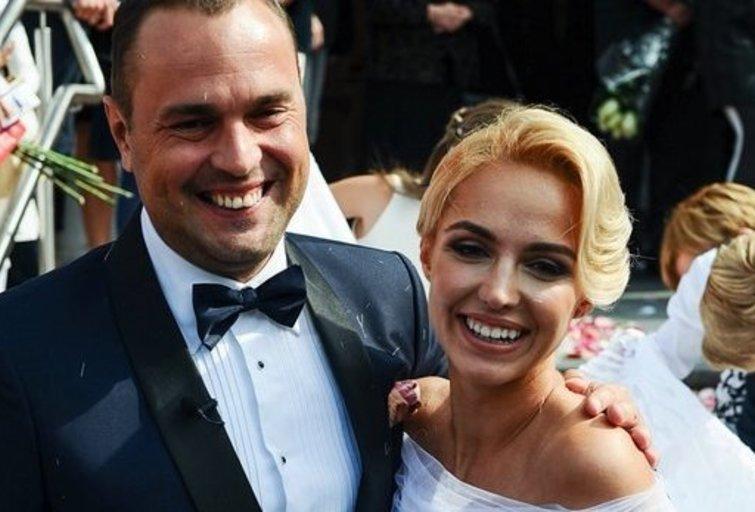 Jogailos Morkūno ir Indrės Kavaliauskaitės vestuvės (nuotr. Eimanto Genio)