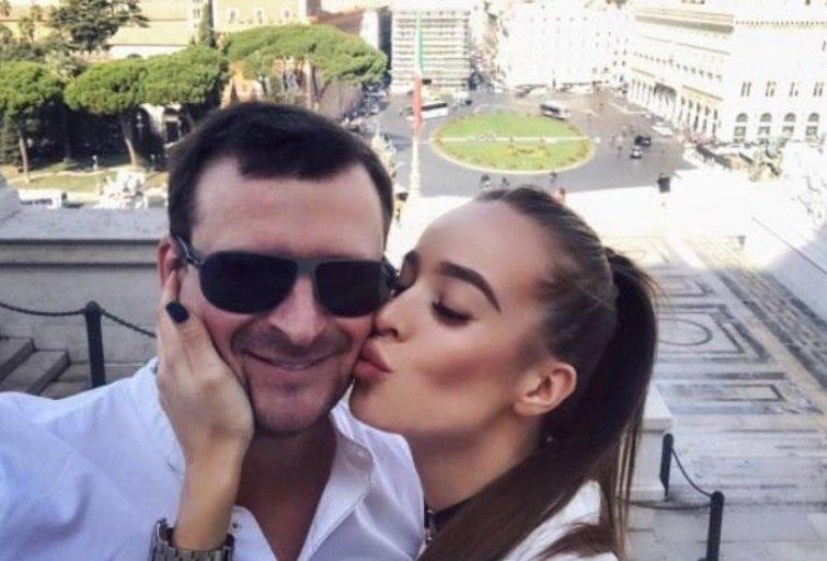 Viktorija Siegel ir Danielius Bunkus  (nuotr. Instagram)