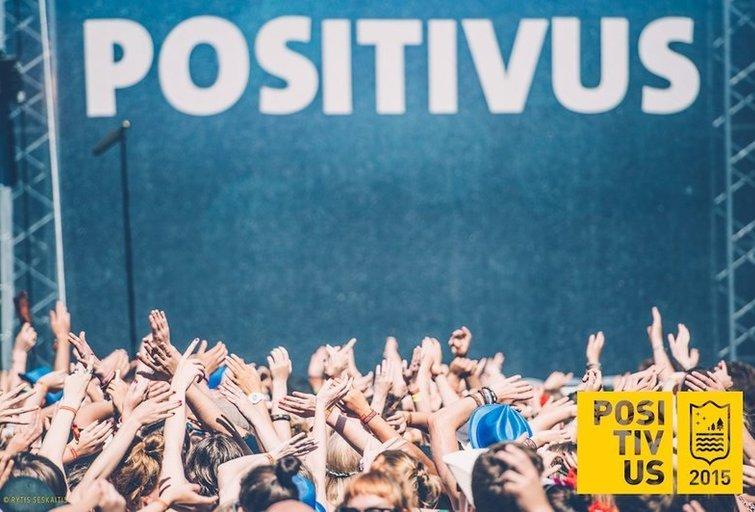 """""""Positivus"""" (nuotr. Organizatorių)"""