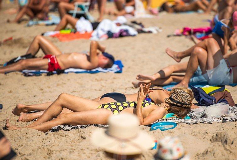 Vasara Palangoje (nuotr. Fotodiena/Justino Auškelio)