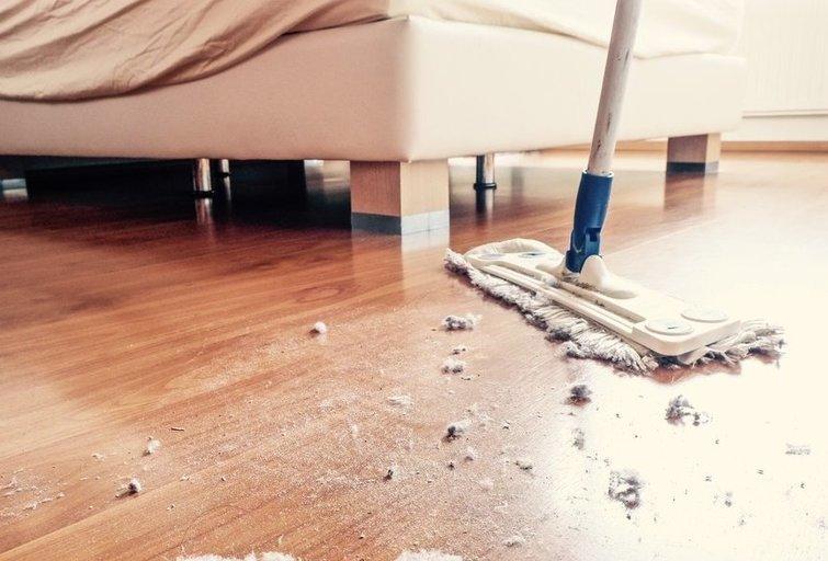 Mediniai paviršiai (nuotr. Shutterstock.com)
