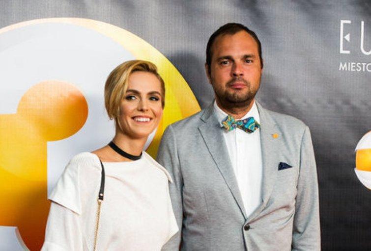 Indrė Kavaliauskaitė ir Jogaila Morkūnas (nuotr. Organizatorių)