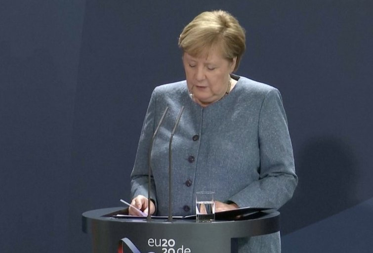 Angela Merkel (nuotr. stop kadras)