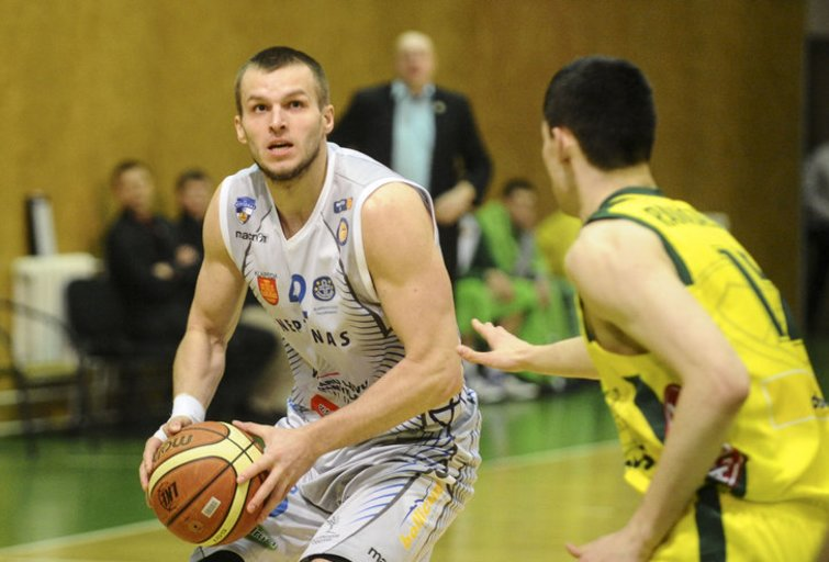 Valdas Vasylius (nuotr. Fotodiena.lt/Ieva Budzeikaitė)