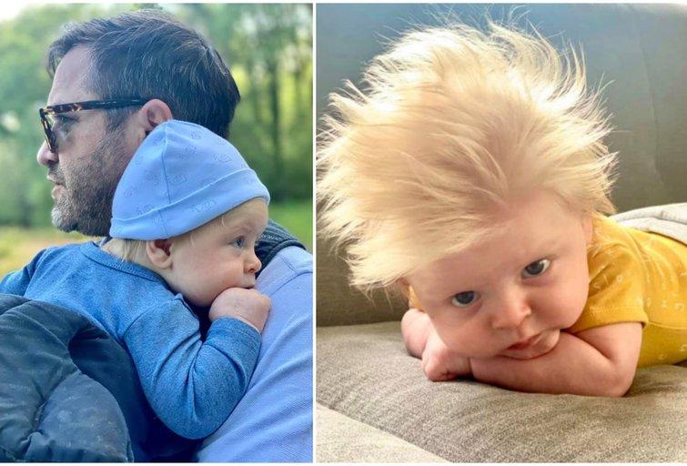 Šis kūdikis tapo tikra legenda: nustebsite, dėl kokios priežasties (nuotr. facebook.com)