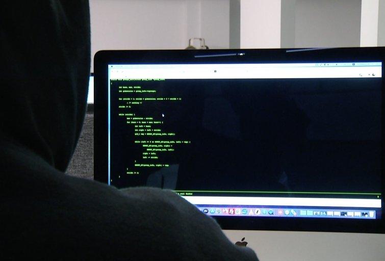 Kibernetinis saugumas (nuotr. stop kadras)