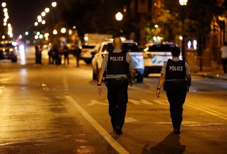 JAV policija (nuotr. SCANPIX)