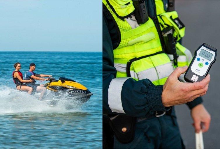 Jūros šventei ruošiasi gelbėtojai ir policija (tv3.lt fotomontažas)