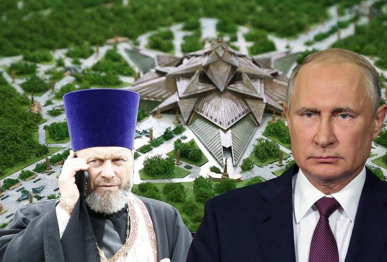 """Svarbiausia, Putinui patiko: """"žvaigždutės ir lėktuvėliai"""" – taip buvo įvertintas Kremliaus amžiaus projektas (nuotr. SCANPIX) tv3.lt fotomontažas"""