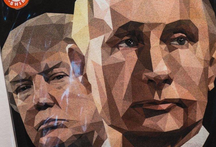 Kodėl JAV ekstremistai taip garbina Rusiją ir Vladimirą Putiną (nuotr. SCANPIX)