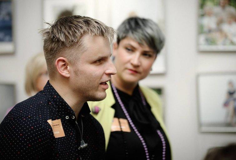 Martynas Vitkus – be kelių dienų Vytauto Didžiojo universiteto (VDU) socialinio darbo magistras. (nuotr. asm. archyvo)
