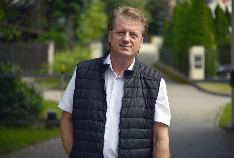 prof. Saulius Čaplinskas (nuotr. asm. archyvo)