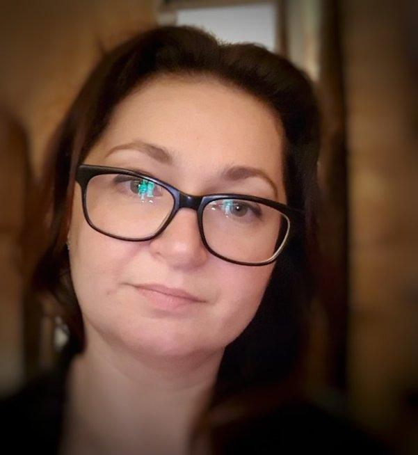 Linos asmeninė asistentė Violeta Kačanovskaja. Asmeninio archyvo nuotr.
