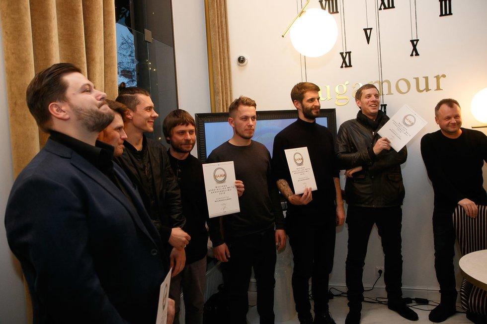 """M.A.M.A"" nominantų sąrašo paskelbimo ceremonija (nuotr. Tv3.lt/Ruslano Kondratjevo)"