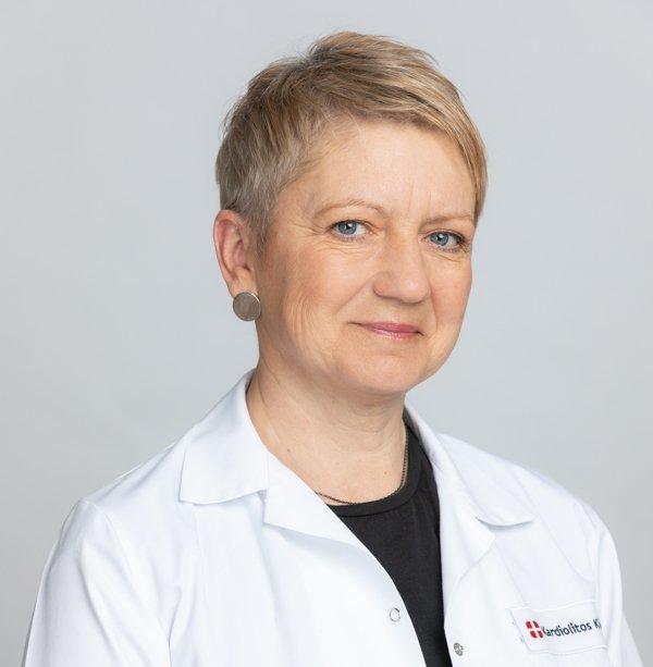 Gydytoja Natalija Kuzmina