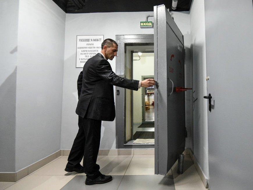 Požeminės saugyklos Maskvoje (nuotr. SCANPIX)