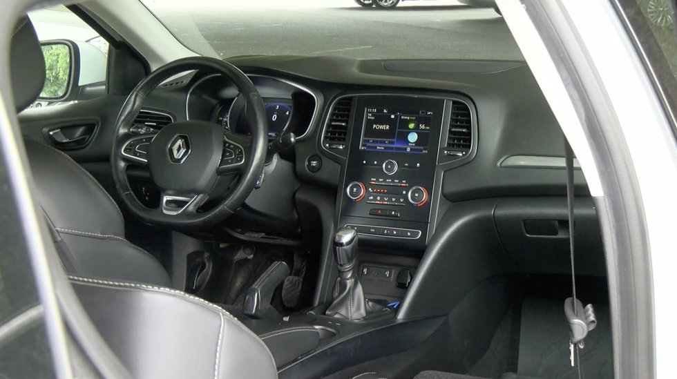 """Autopilotas. Naudoto ketvirtos kartos """"Renault Megane' apžvalga"""