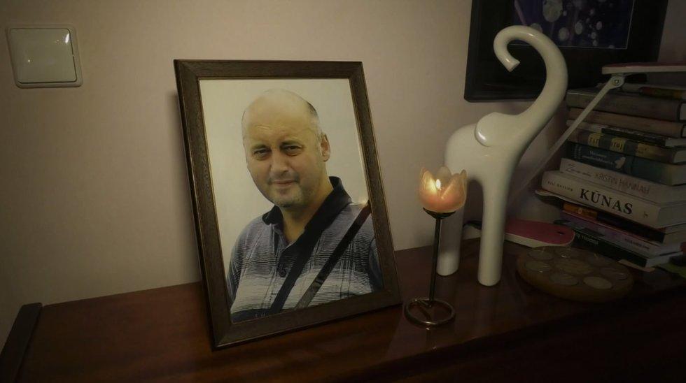 Sigitos vyras nuo vėžio mirė nepatekęs į ligoninę: konsultavo nuotoliniu būdu