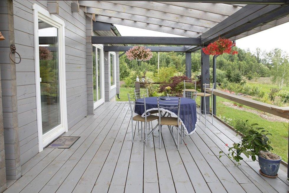 3 svarbiausi patarimai, kaip susikurti idealią terasą
