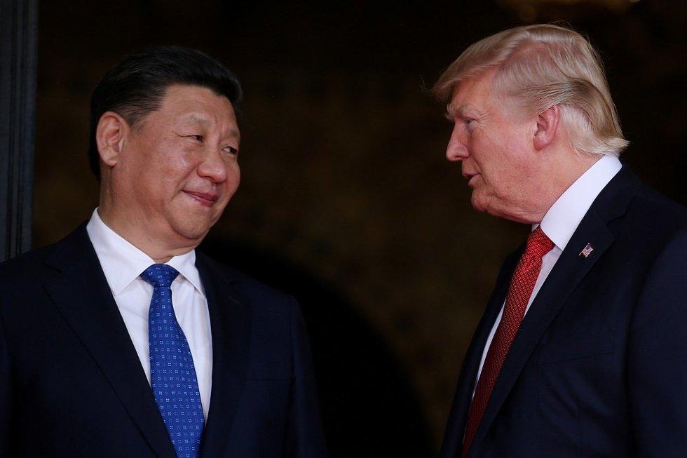 Naujoji pasaulio santvarka pagal Kiniją (nuotr. SCANPIX)