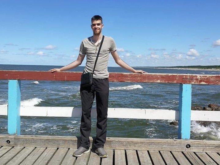 Aleksas Konovas dirba vienoje Klaipėdos socialinėje įmonėje.