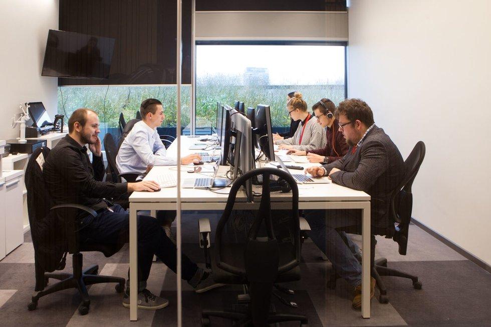 """""""Revel Systems"""" naujas biuras Lietuvoje"""