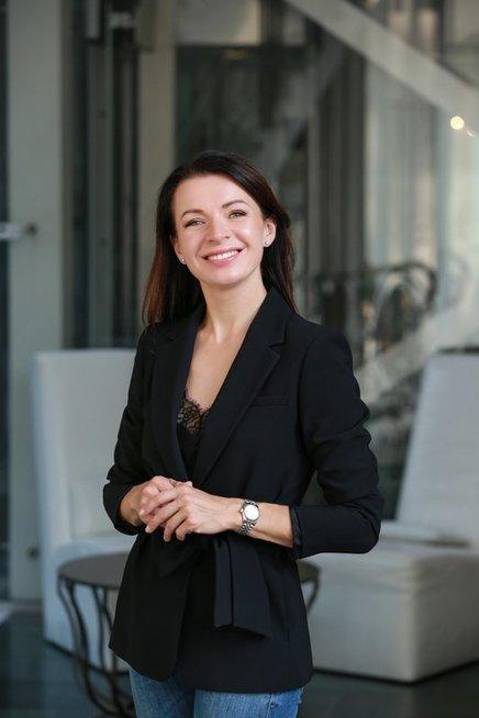 TV3 generalinė direktorė Laura Blaževičiūtė