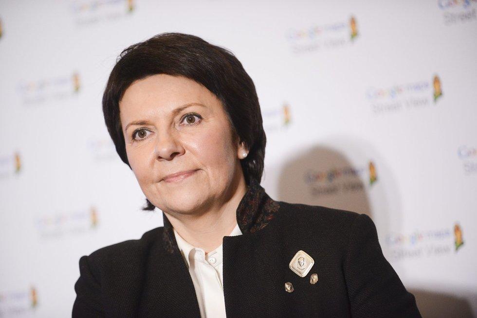 Evalda Šiškauskienė (nuotr. Fotodiena.lt/Ieva Budzeikaitė)