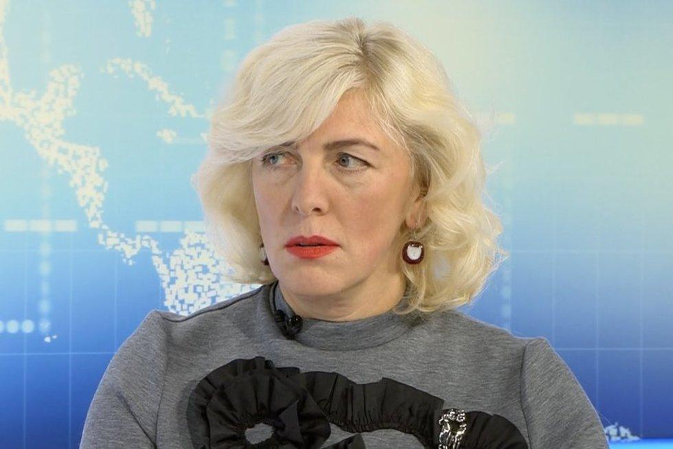 Jurgita Gustaitienė (nuotr. stop kadras)