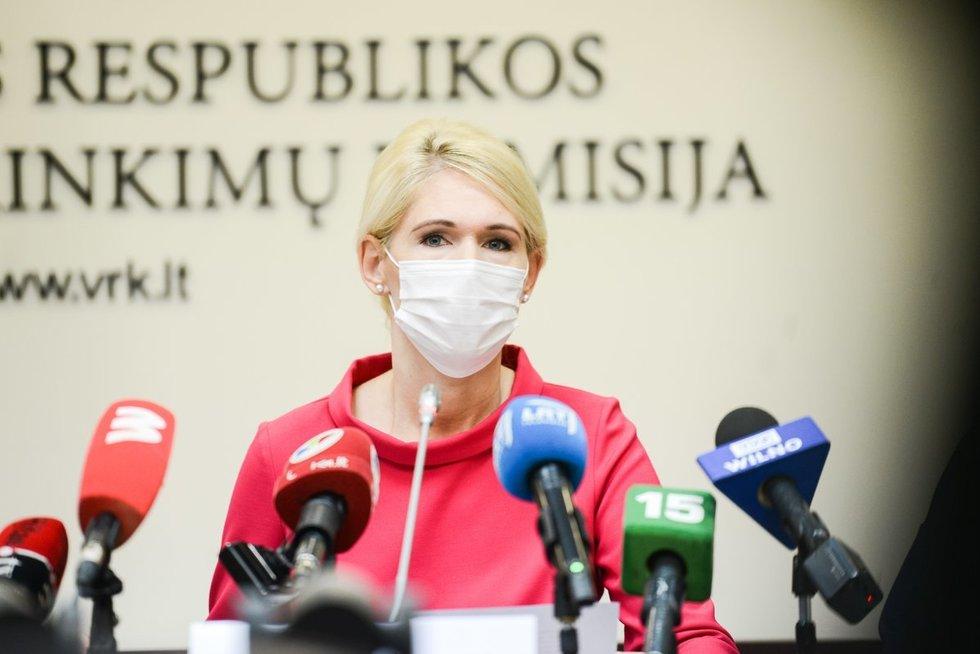 Laura Matjošaitytė (nuotr. Fotodiena/Justino Auškelio)