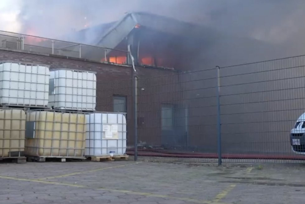 Tragedija Nyderlanduose: žuvo trys lietuviai (nuotr. stop kadras)