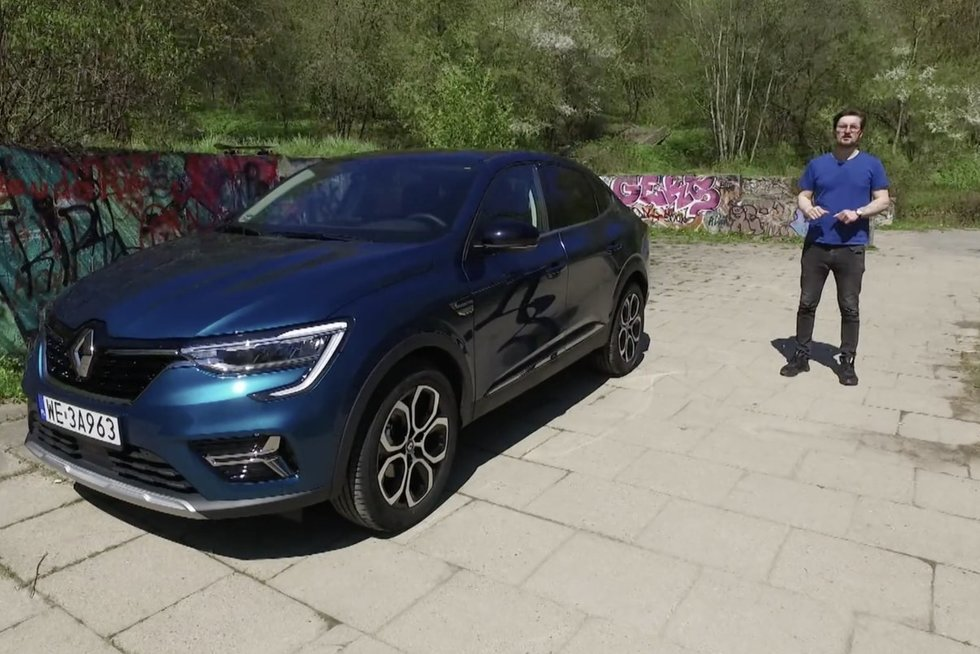 """Žvilgsnis į """"Renault Arkana"""" visureigį: pasakė, kas nustebino ir kas nuvylė"""