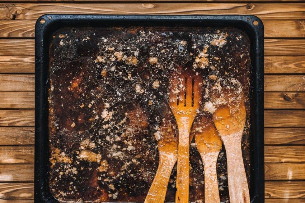 Purvina kepimo skarda  (nuotr. Shutterstock.com)