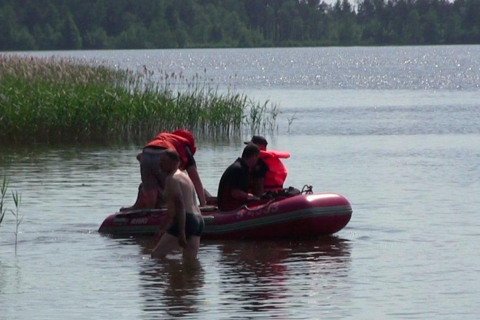 Juodžiausias savaitgalis šiais metais – nuskendo 6 žmonės (nuotr. stop kadras)